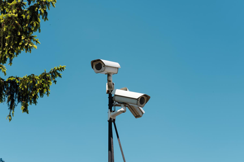 School security cameras