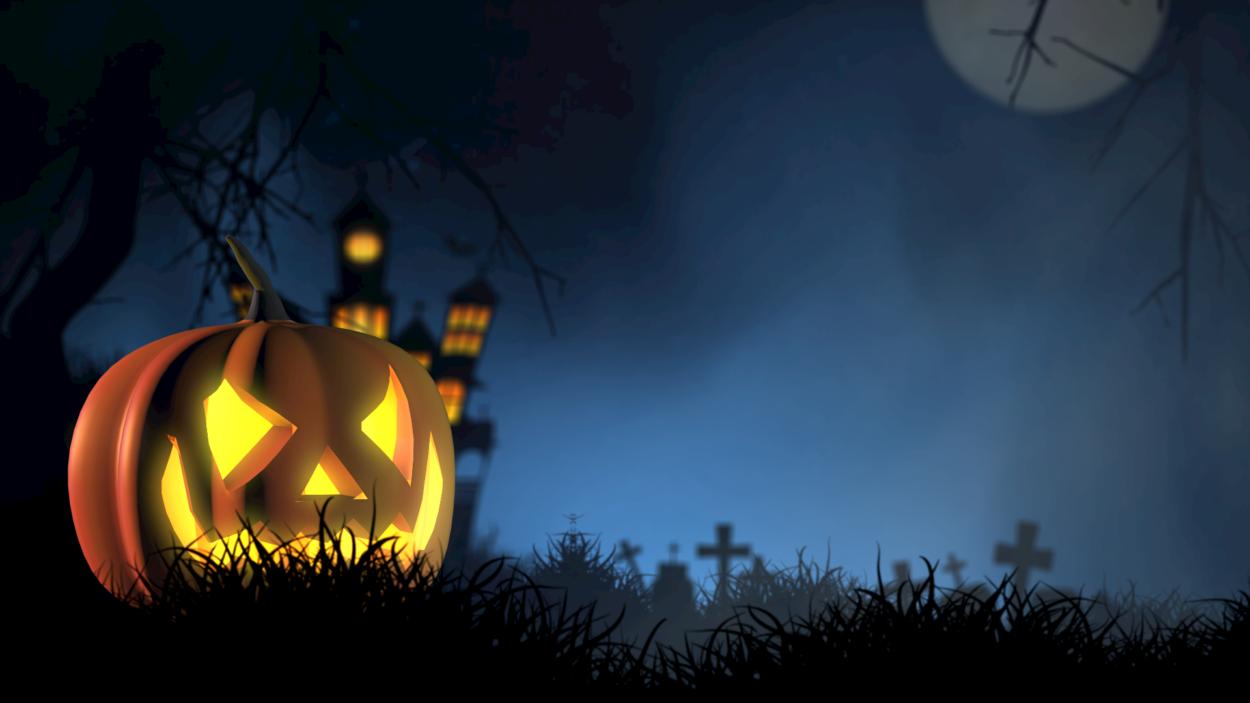 halloween, pumpkin, jack-o'-lantern